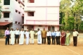 Inauguration of Volley Ball Court