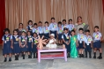 A tribute to Mahatma Gandhiji by Kindergarten